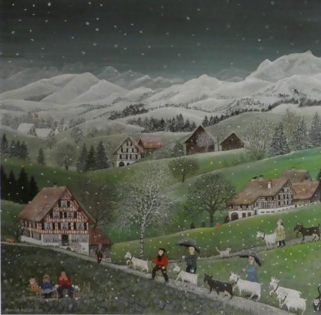 Margrith Bühler 1
